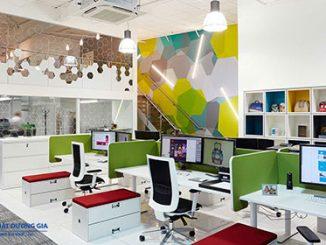 3 tiêu chuẩn thiết kế văn phòng làm việc không thể bỏ qua