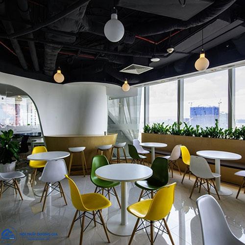 Tiêu chuẩn thiết kế văn phòng về không gian nghỉ ngơi