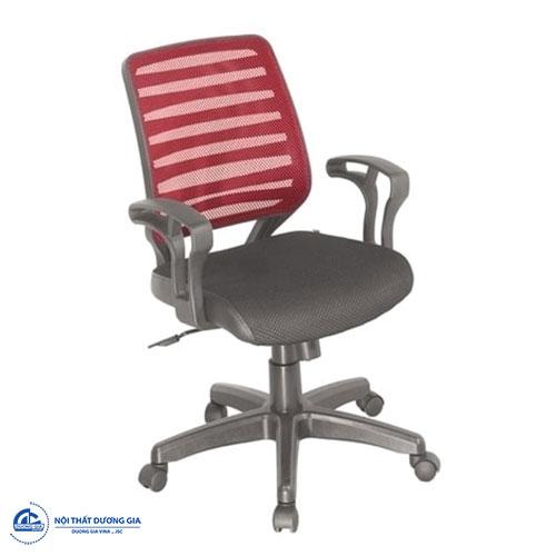 Mẫu ghế lưới xoay văn phòng hiện đại GX302B-N