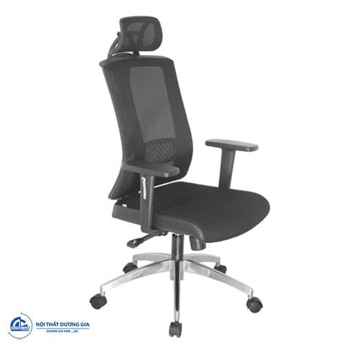 Mẫu ghế lưới văn phòng lưng cao GX303B-HK