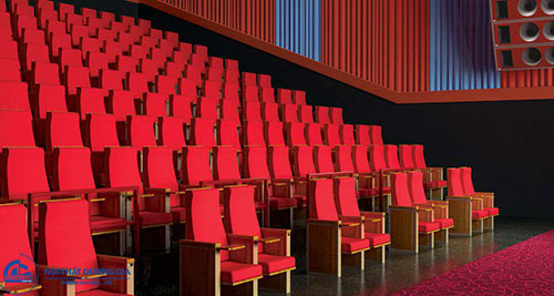 Mua bàn ghế hội trường Xuân Hòa, Hòa Phát ở đâu? Ghế GS-32-12NB