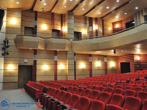 Tiêu chuẩn thiết kế âm thanh phòng hội trường thể hiện đẳng cấp của doanh nghiệp