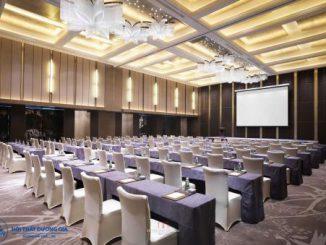 TOP 7 mẫu phòng hội nghị khách sạn thiết kế sang trọng, đẳng cấp nhất