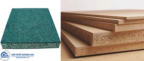 Bảng giá gỗ MFC và MDF