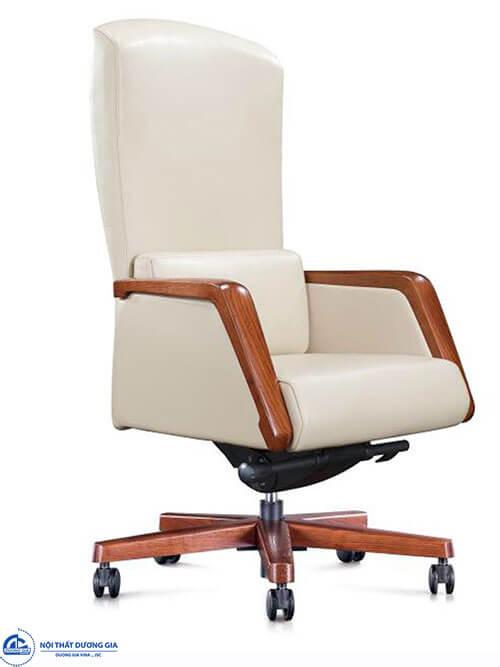Chọn ghế Giám đốc cao cấp nhập khẩu phù hợp với chủ nhân