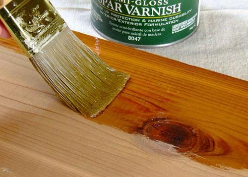Các loại sơn PU cho gỗ thịnh hành nhất hiện nay