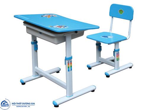 Tiêu chuẩn kích thước bàn học sinh lớp 1