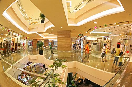 Cáctiêu chuẩn thiết kế trung tâm thương mại bạn cần lưu ý