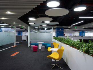 Những tiêu chuẩn thiết kế văn phòng cao tầng bạn không thể bỏ qua
