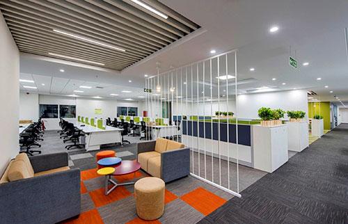 Đơn vị thiết kế và cung cấp nội thất văn phòng Hải Phòng uy tín nhất hiện nay