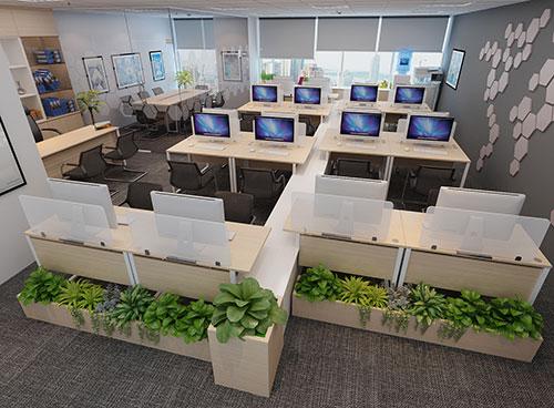 Nhu cầu thiết kế văn phòng tại Hải Phòng