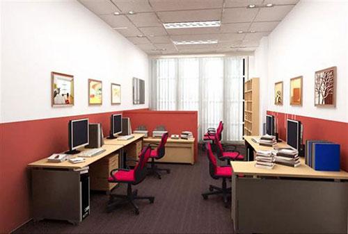 Những nguyên tắc cần chú ý khi trang trí văn phòng làm việc nhỏ