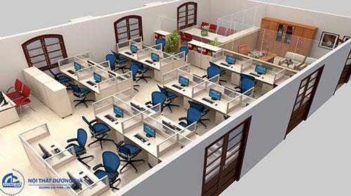 Mua đồ nội thất văn phòng ở đâu uy tín nhất?