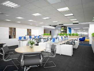 Công ty thiết kế nội thất văn phòng cao cấp uy tín hàng đầu tại Hà Nội