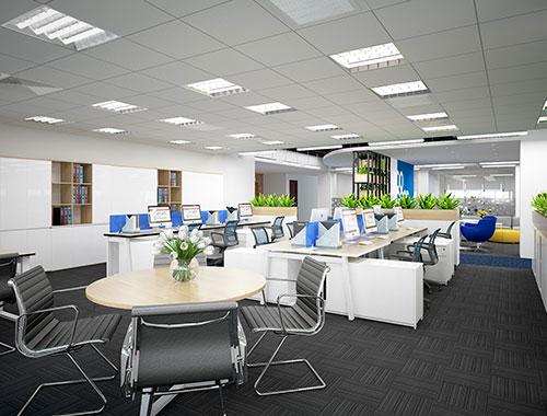 Đâu là đơn vị thiết kế nội thất văn phòng uy tín?