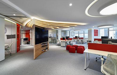 Báo giá nội thất trong thiết kế văn phòng 200m2 phù hợp