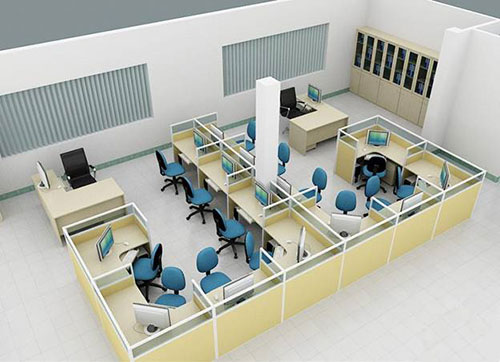 Tư vấn cách thiết kế văn phòng 40m2 chuẩn nhất