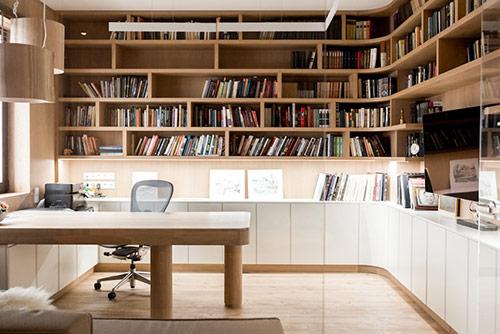 Chú ý gì khi chọn đơn vị thiết kế phòng làm việc cá nhân?