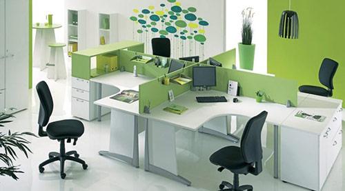 Hình ảnh văn phòng công ty độc đáo