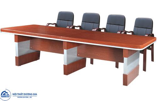 Tại sao nên chọn bàn họp có kích thước tiêu chuẩn?