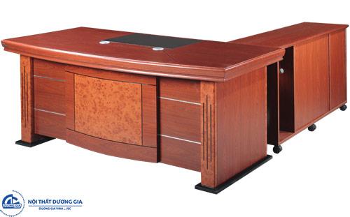 Địa chỉ mua bàn làm việc Giám đốc kích thước tiêu chuẩn