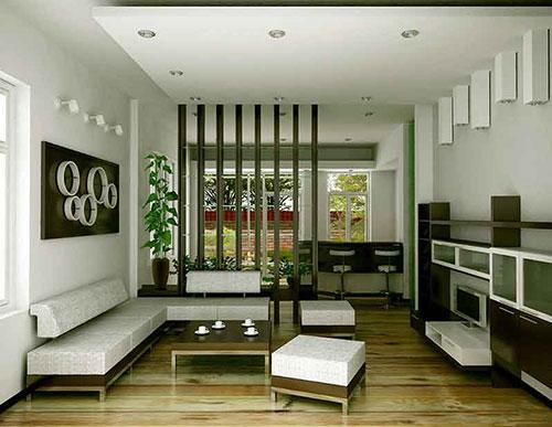 Mẫu nội thất nhà cấp 4 hiện đại