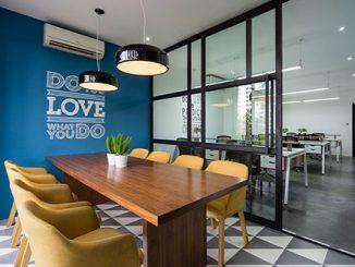 Đơn vị thiết kế mô hình văn phòng hiện đại uy tín, chuyên nghiệp