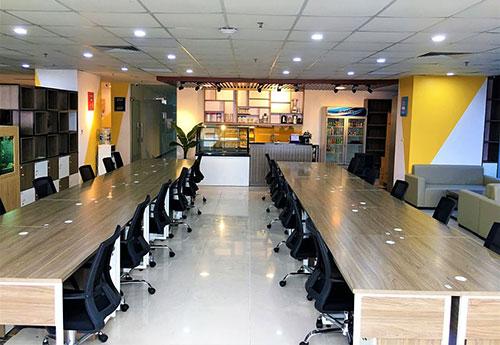 Công ty thiết kế mô hình văn phòng hiện đại uy tín