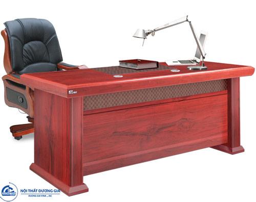 Những ưu điểm vượt trội của bàn Giám đốc gỗ công nghiệp