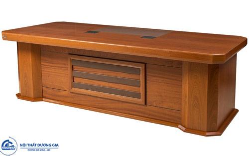 Những điểu cần lưu ý khi mua bàn Giám đốc gỗ veneer
