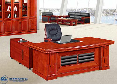 Chọn bàn Giám đốcveneer phù hợp phong cách thiết kế