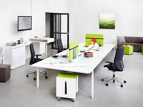 Đơn vị thiết kế phòng làm việc hiện đại