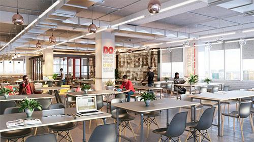 Tư vấn cách thiết kế văn phòngstartup như ý