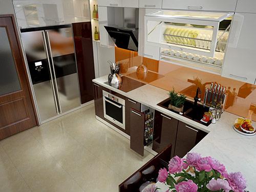Chọn đơn vị thiết kế không gian nhà bếp đẹp uy tín