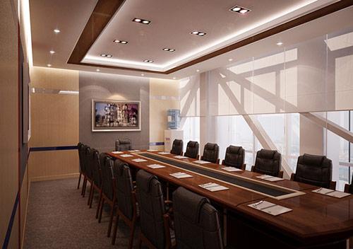 Đơn vị tư vấn thiết kế nội thất phòng họp đẹp