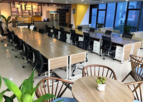 Chọn đơn vị thiết kế văn phòng chia sẻ Hà Nội uy tín