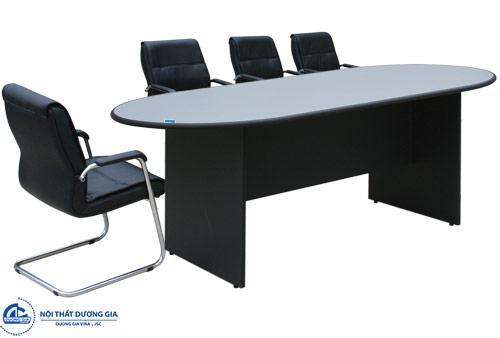 Mẫu bàn họp oval đẹp HPH1810OV