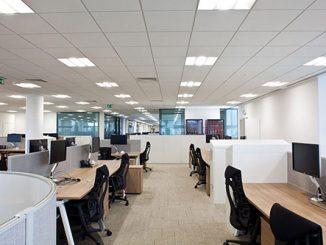Đơn vị cung cấp dịch vụ thiết kế văn phòng làm việc trọn gói uy tín
