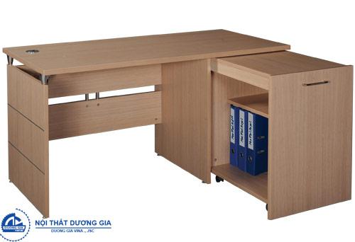 Công ty cung cấp bàn làm việc bằng gỗ công nghiệp chính hãng, giá rẻ