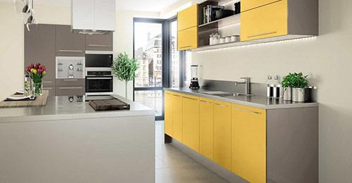 Những ý tưởng về cách trang trí phòng bếp đẹp