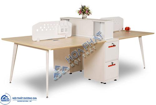 Tại sao cần chú ý tới địa chỉ cung cấp module bàn làm việc 4 người?