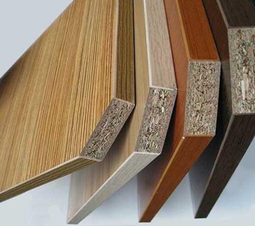 Các loại gỗ làm nội thất: Gỗ công nghiệp