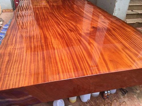 Các loại gỗ làm nội thất phổ biến hiện nay