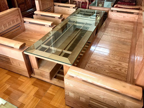 Các loại gỗ tự nhiên dùng trong nội thất: gỗ tần bì