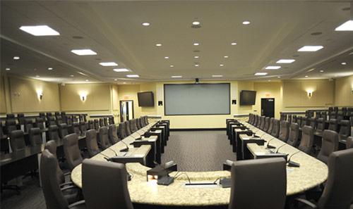 Tại cần phải chú ý việc setup phòng họp trực tuyến?