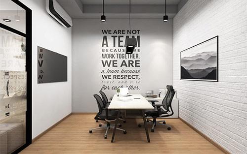 Những yếu tố tác động tới báo giá thiết kế văn phòng nhỏ đẹp