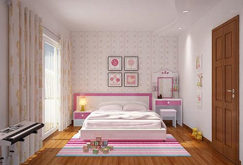 Cách lựa chọn và bố trí nội thất phòng ngủ