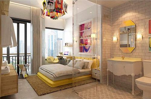 Cách trang trí phòng ngủ cực chất