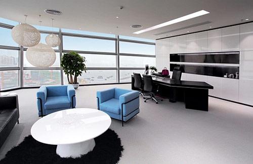 Trang trí phòng làm việc Giám đốc thể hiện tầm vóc của doanh nghiệp