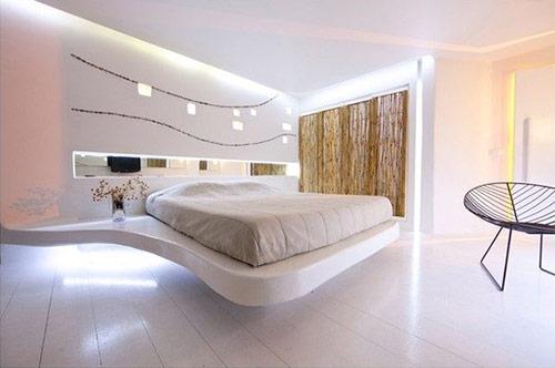 Mẹo trang trí phòng ngủ cực chất: bố trí không gian